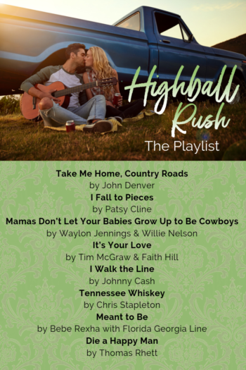 Highball Rush - Playlist