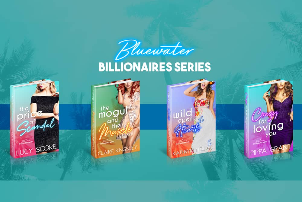 Bluewater Billionaires Series